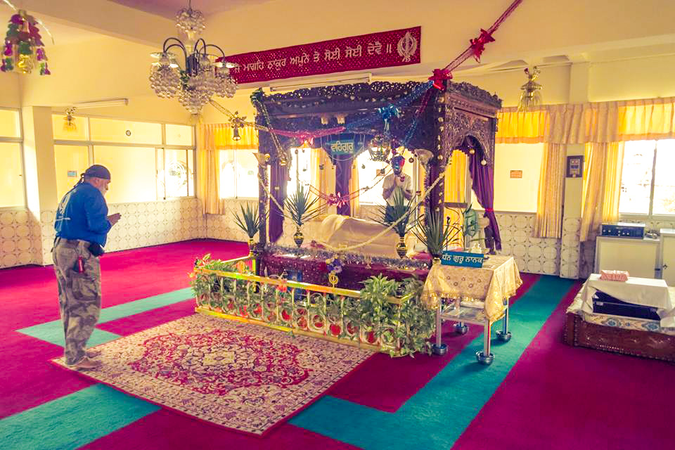 Gurdwara Sri Guru Singh Sabha - Songkhla