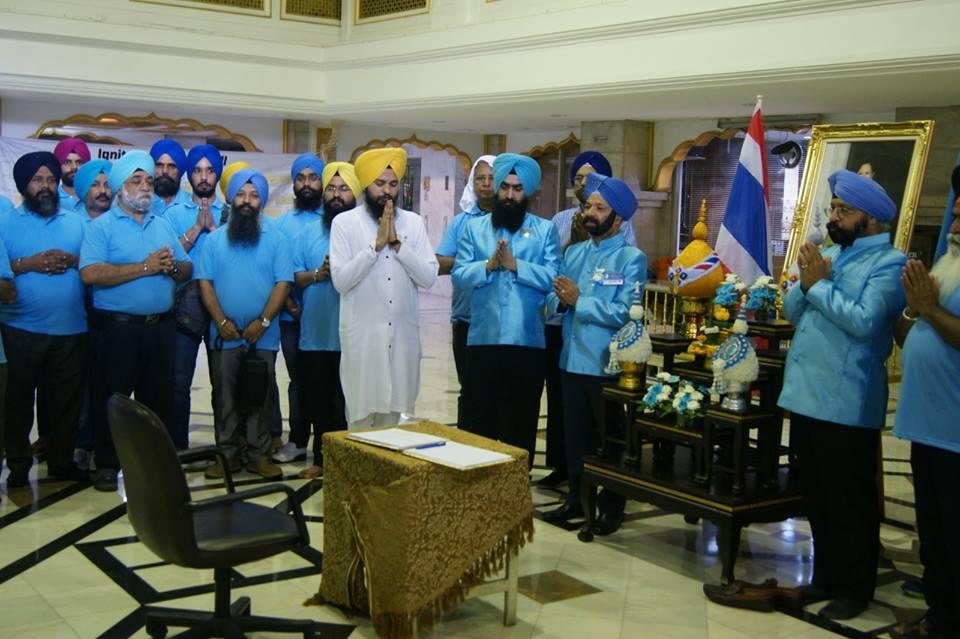 The Sikh Community