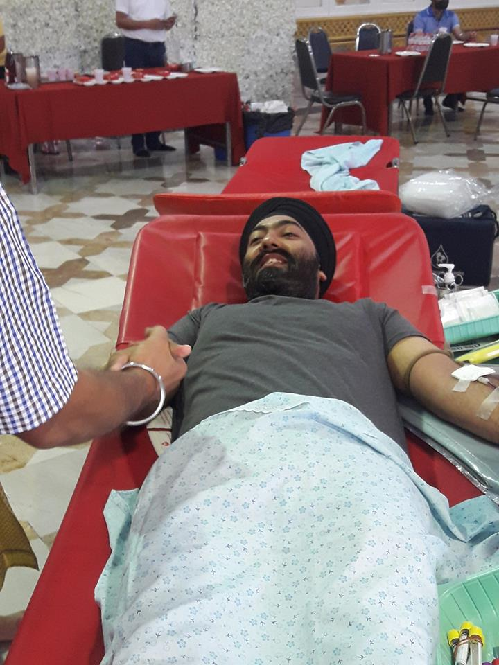 Blood Donation Camp 22