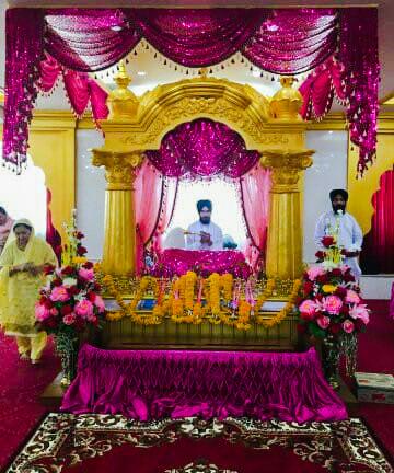 Gurdwara Sri Guru Singh Sabha,Chiang Mai