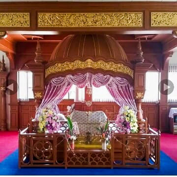 Gurdwara Sri Guru Singh Sabha - Chiang Rai